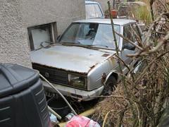 1982 Fiat 131 Supermirafiori (GoldScotland71) Tags: 1982 fiat 1980s 131 supermirafiori