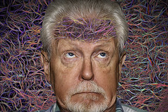 Mind Games (Wes Iversen) Tags: selfportraits mind brains composites brainwaves odc hss selfies tokina100mmf28atxprod universalconsciousness nikkor18300mm ourdailychallenge sliderssunday