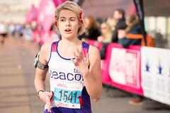 Brighton Half Marathon 2015 (andyleates) Tags: andy nikon brighton marathon andrew half 1541 2015 d610 brightonhalfmarathon sussexbeacon jessicawaldman andyleates leates andrewleates