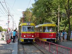 Wolgograd (RUS) (Robert Leichsenring) Tags: russland russia tramway strassenbahn wolgograd волгоград трамвай tramvaj tramwaj streetcar trolley tatra tatrawagen