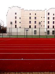 lines and squares (Darek Drapala) Tags: city urban color building buildings town europe cityscape poland polska panasonic warsaw warszawa panasonicg5