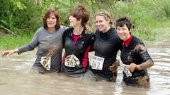 Saturday April 26th 2014. (David James Clelford Photography) Tags: beauty curves 10k cleavage warwickshire 10km dirtygirls wolfrun royalleamingtonspa femaleathletes wetgirls dirtyladies wetladies saturdayapril26th2014 curvaceousbodies