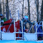 Canada Winter Games Ski Cross Start PHOTO CREDIT: Steve Fleckenstein