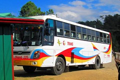 GL Trans 225 at Sagada, Mt. Province (III-cocoy22-III) Tags: mountain bus philippines trans sagada province 225 gl lizardo