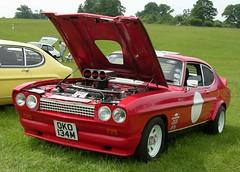 OKO 134M (Nivek.Old.Gold) Tags: ford capri 3000 1973 v6 mk1