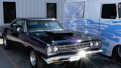 """1969 Plymouth Road Runner • <a style=""""font-size:0.8em;"""" href=""""http://www.flickr.com/photos/85572005@N00/16803172582/"""" target=""""_blank"""">View on Flickr</a>"""