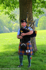 Round Hill 2016 (Heather_Sutherland) Tags: round hill scottish games highland bagpiper bagpipes