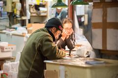 Tsukiji Fish Market, the Largest Fish Market in the World, Tokyo, Japan (takasphoto.com) Tags: 23specialwardsoftokyo asia d600 earth edo fishmarket fisherman fullframe greatertokyoarea honsh japan japani japon japo japn kant kantregion nikon nikond600 pescadero tokio tokyo tokyometropolis toquio tsukiji tsukijifishmarket tsukijimarket tky tkyto world                         chuo jp