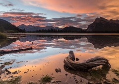 Vermillion Lakes in Banff National Park AB (vitoservideo) Tags: banffnationalpark banff canada landscape