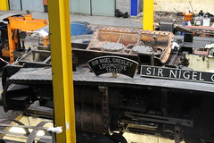A4 60007 Sir Nigel Gresley 17-06-2016 NRM.9 (routemaster2217) Tags: 7 loco streamlined steamengine sng lner 462pacific 4498 sirnigelgresley 60007 londonnortheasternrailway a4class tenderengine sirnigelgresleylocomotivetrust