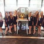 06.07. Hostese Agencija 22 in Sport Media Focus za NK Olimpija Ljubljana na tekmi Srečanje zelene družine: Olimpija Ljubljana - Celtic FC.