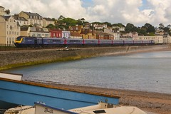 43137 Dawlish 13/07/16 (yamdood91) Tags: uk train first rail hst dawlish 2016 greatwestern class43 43137