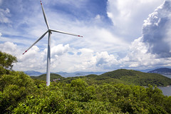 Lamma Winds (fanjw) Tags: lamma lammaisland lammawinds lammawind wind windturbine turbine seas island hiking summer