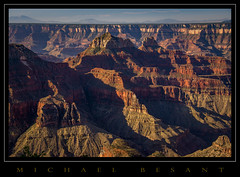 Summer Haze (Michael Besant) Tags: arizona scenic grand grandcanyonnationalpark