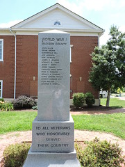 WORLD WAR I MEMORIAL (SneakinDeacon) Tags: monument wwi worldwari madisoncounty route29 madisonva