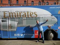 EK A380 bus (kenjet) Tags: bus me promotion self advertising ken advertisement transportation kenny kenjet