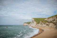 jurassic coast   dorset, england. (*Sabine*) Tags: dorset england landschaft europa lulworth europe landscape