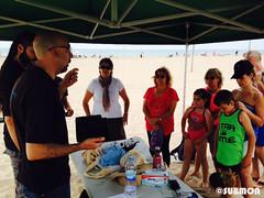 Limpieza playa Viladecans (Submon) Tags: viladecans limpieza playa neteja platja basura marina marine litter cleanup voluntario volunteer