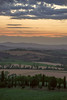 more layers (T N K) Tags: italia toscana italy tuscany crete senesi colors sunset layers clouds
