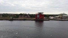 River Tyne (andrewjohnorr) Tags: tyne dfds ferry