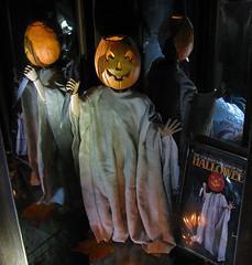 AHG_7440R (Michael.C.G) Tags: retro pumpkinguy halloween original ahg novel mixedmedia custom 1979 jackolantern michaelmyers