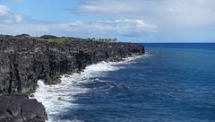 coast along Chain of Craters Road (Sean Munson) Tags: bigisland chainofcratersroad coast hawaii hawaiivolcanoesnationalpark nationalpark ocean pacific pacificocean