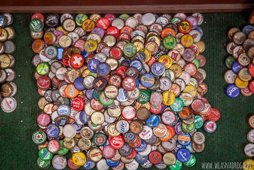 Kolekcja kapsli z całego świata