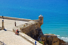 Alicante Blue (Fotomondeo) Tags: alicante alacant espaa spain fujifilmxm1