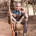 Hamer portrait - the herdsman, his weapon and his stool
