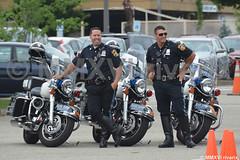226 Wayne - Fort Lee Police (rivarix) Tags: newjerseylawenforcementmotorcycleskillsrun policerodeo policeridingcompetition policeman policeofficer lawenforcement cops policemotor fortleepolicedepartmentnewjersey harleydavidsonpolicemotorcycle harleydavidsonroadking motorcops