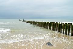North sea at Zoutelande (l-vandervegt) Tags: nikon d3200 nederland netherlands holland niederlande paysbas zeeland walcheren zoutelande sea zee northsea noordzee