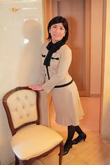 Office uniform 1511_2_05 (akichan980) Tags: crossdressing crossdresser  officelady businesswoman ol   uniform   japanese