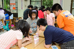 DSC_0550 (roger528852momo) Tags: 2016           little staff person explore summer camp hokuzine ever worker china youth corps ying qiao elementary school arduino robot food processing workshop taipei taiwan roger huang roger528852momo
