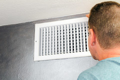 508755586 (reputationtempe) Tags: airduct men males peeking silvercolored pollen matureadult examining looking repairing allergy healthylifestyle caucasianethnicity coldtemperature heattemperature curiosity white metal grid highsection indoors ceiling wallbuildingfeature homeinterior airconditioner into outflow air