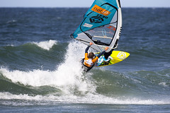 Loick LESAUVAGE (F-780) (Cold Hawaii World Cup) Tags: action coldhawaii day6 denmark klitmller netipcoldhawaiipwaworldcup2016 northsea pwa pwaworldcup windsurfing