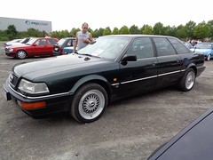 Audi V8L (911gt2rs) Tags: treffen meeting show event youngtimer langversion d11 4c v8 42
