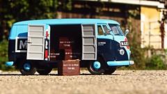 "1:18 Schuco - VW T1 ""Martini"" (vwcorrado89) Tags: 118 schuco vw volkswagen t1 t 1 t1b bus transporter van minivan diecast die cast model modelcar miniature miniaturemodel miniaturecar scale scaled scalemodel scalecar modell modellauto"