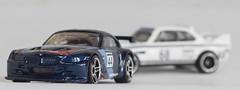 Hot Wheels BMW Z4 M (nirmala_l91) Tags: hotwheels bmw bmwmsport bmwz4m 164 diecast motorracing z4