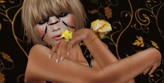 Fomori (Laura a surprise package in the kink department) Tags: xansa suicidedollz tram