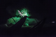 Fireworks in a flight park (Max Kotchouro) Tags: hanggliding morningside