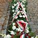 Nemzeti forradalmunk és szabadságharcunk kitörésének 60. évfordulóján, a Magyar Szabadság Évében Óbudán, a Szent Péter és Pál Főplébánia-templomnál főhajtással, koszorúkkal tisztelegtek a résztvevők a hazáért vérüket ontók emléke előtt