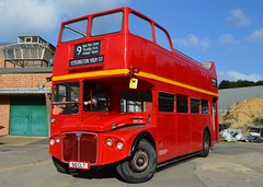 RMC1510 510CLT (PD3.) Tags: surrey lt transportfest transport fest 2016 london bus museum cobham hall weybridge trust brooklands first beeline 510clt 510 clt rmc1510 rmc 1510 aec routemaster open top topper topless
