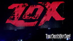 THE LOX GOES IN AT THE BAD BOY REUNION AT THE PRUDENTIAL CENTER... (battledomination) Tags: the lox goes in at bad boy reunion prudential center battledomination battle domination rap battles hiphop dizaster saurus charlie clips murda mook trex big t rone pat stay conceited charron lush one smack ultimate league rapping arsonal king dot kotd freestyle filmon