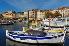 La Ciotat / Port-Vieux (Pantchoa) Tags: laciotat provence france port portvieux bataux barques bateauxdepche eau quai faades cielbleu nikon d7100 sigma 1750mmf28 ctedazur cte mer mditerrane borddemer
