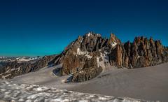 Calme et Srnit en Altitude (Frdric Fossard) Tags: nature montagne glacier aiguillesdutour granite horizon altitude glacierdutour alpes hautesavoie massifdumontblanc france cielbleu aiguillesrocheuses peronrocheux cime arte crte formationrocheuse