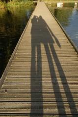 Shadows (Mone-Photography) Tags: kralingseplas rotterdam model