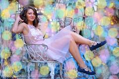 Karolina (M&W Photography) Tags: magic magia garden farytale colors lady girl bokeh gimp nikon fall all imagination