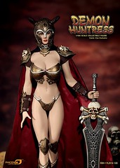 PHICEN PL2016-100 Demond Huntress EXPO Ver - 04 (Lord Dragon ) Tags: 16scale 12inscale onesixthscale actionfigure doll hot toys phicen seamless femalebody
