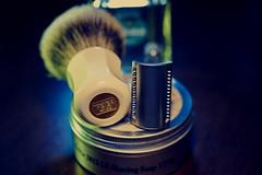 shave of the day (koolandgang) Tags: thater41252 ikonx3slant osshandle faenafloralshavingsoap pitralonas wetshaving classicshaving nikond700 nikonsb900 nikon105vrmicro nikonsb700 sotd shaveoftheday faenafloralgeltirle2015