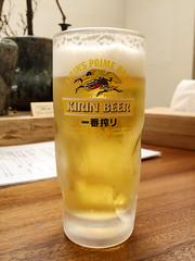 DSCF6017 (Stephen Hu) Tags: fujifilm xf1 japan 日本 kansai 關西 kyōto 京都 祇園麺処むらじ 拉麵 beer drink
